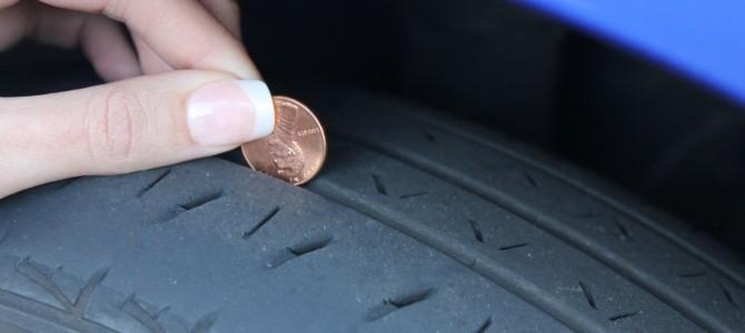 Tire Tread Depth | Falmouth Motor Car