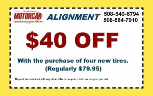 Alignment 4 Tires