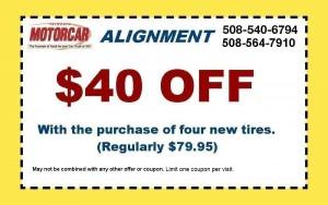 Alignment 4 Tires